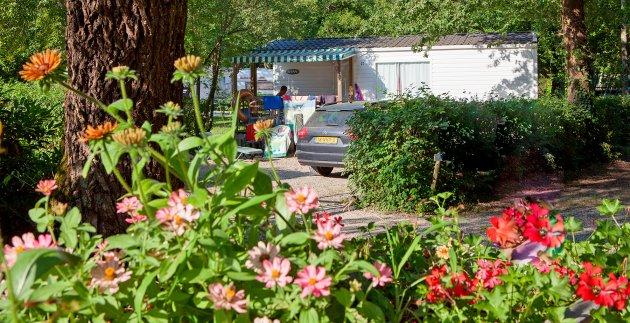 mobil home camping les 3 lacs